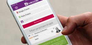 Application iDVroom